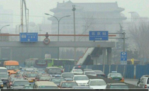 La Chine annonce son intention d'en finir avec les voitures thermiques
