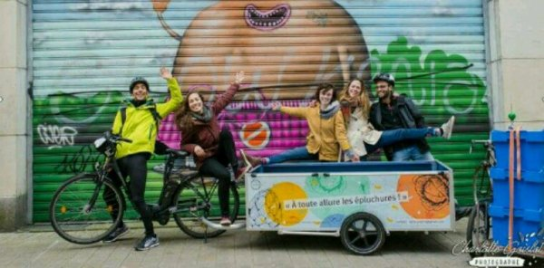 À Nantes, cette association recycle les biodéchets et séduit les Nations Unies.