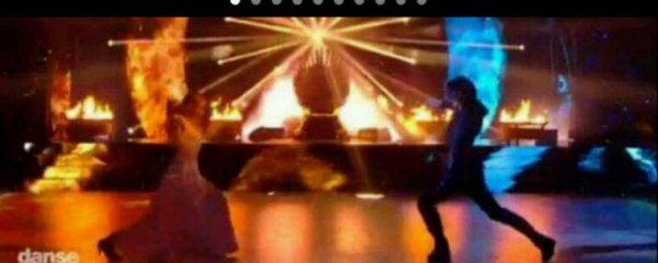 Danse avec les stars: TF1 a bien supprimé hier soir la séquence avec un loup sous la pression de PETA pour la chorégraphie de Joy Ester -