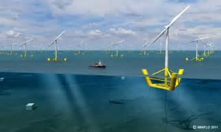 La France ambitieuse pour les énergies marines