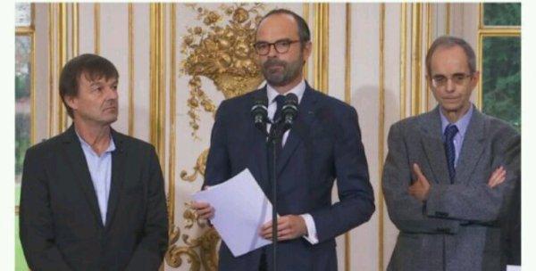 """Édouard Philippe: «Le choix se formalise désormais ainsi: """"Notre-Dame-des-Landes ou le réaménagement de Nantes Atlantique""""»"""