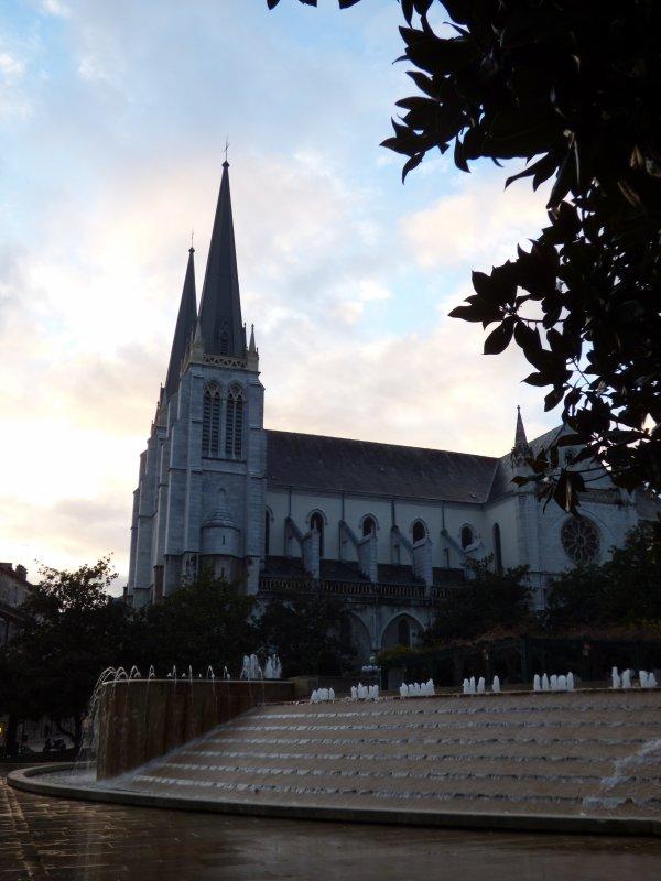 L'église de Pau , enfin je crois X)