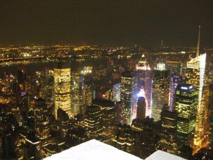 ♪ New York New York ♪
