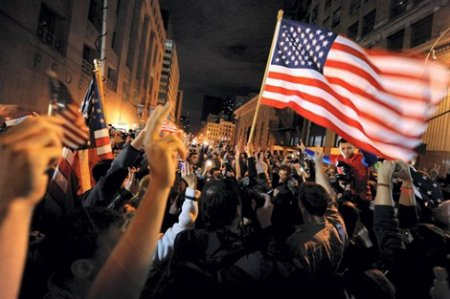 God Bless America  9/11/01 is Free....   WE GOT HIM