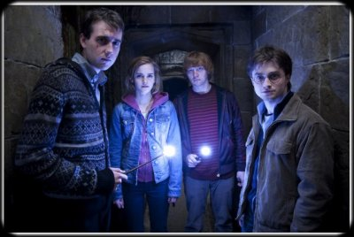 Tout à une Fin  Aujourd'hui j'ai Clos la Saga Harry Potter