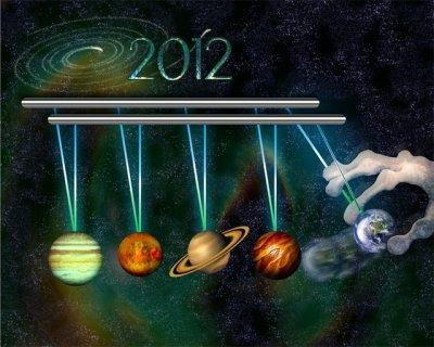 Seraisse le dernier Nouvel an de la Terre
