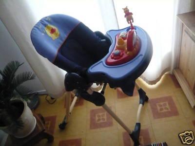 OursonPortugal Haute Chaise Haute Chaise L OursonPortugal Chaise Winnie L Winnie ALR53j4