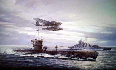 Chapitre 2 La bataille de l'Atlantique du 1er septembre 1939 au 8 mai 1945. Les loups des mers à l'assaut des convois .