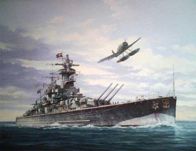 2- La bataille du Rio de la Plata 13 décembre 1939.