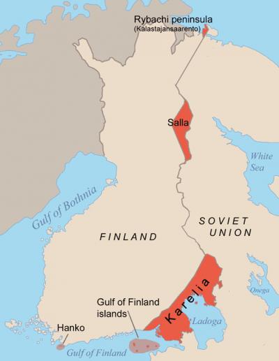 5- Le traité de Moscou : nouveaux territoires pour l'oncle Staline.