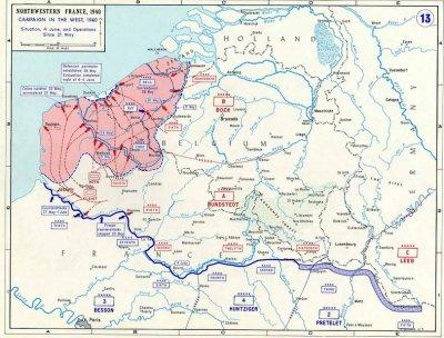 Chapitre 7 - La bataille de France 2 : Dunkerque la marine britannique sauve les meubles