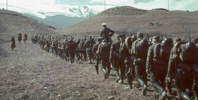 4- Ordre de bataille lors de la bataille de Grèce.