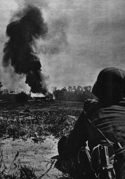 17 / 5 - La Citadelle , Chelm , Terespol et Brest ( les portes de l'enfer ) 23 juin 1941
