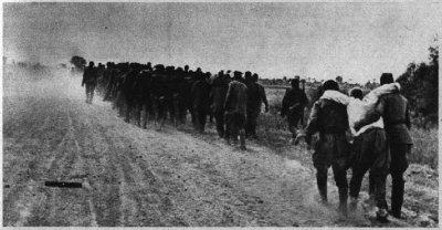 25 - Le désastre de Kiev  Secteur Sud du 23 août au 26 septembre 1941.