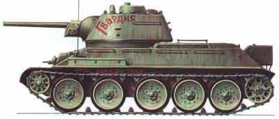 Le T-34 meilleur char de la seconde guerre mondiale .
