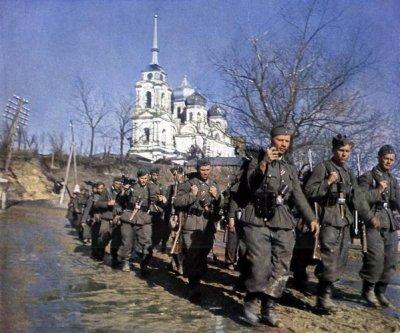 29 / 1 Ordre de bataille Allemand pour Moscou - 30 septembre 1941.