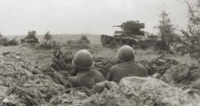 29 / 2 - Ordre de bataille des forces de défenses  Soviétiques 30 septembre 1941.