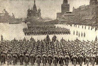 29 / 5 L'attaque finale sur Moscou 1er novembre - 5 décembre 1941.