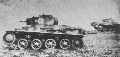 39 - Le Panzer 1.