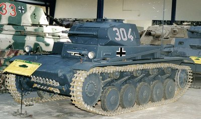 40 - Le Panzer II .