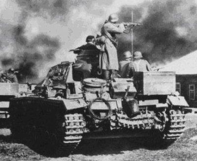 41 - Le Panzer III .