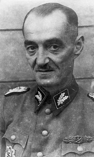 47 - Oskar Paul Dirlewanger et la Brigade de l'enfer ... La tristement célèbre 36e SS Grenadiers Division.