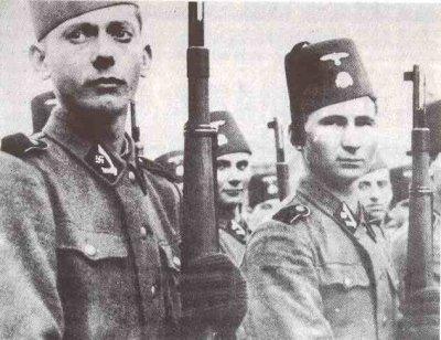 50 - Unités de la Waffen - SS .
