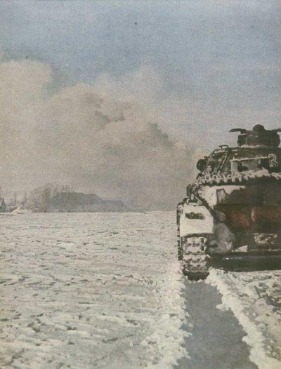 51 / 10 - La seconde offensive Soviétique prélude de l'attaque du 7 janvier , la tornade Soviétique se déchaîne sur le lac Seliger la percé du maréchal Eremenko 9 janvier 1942.