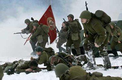 54 - Tempête sur les hauteurs du Valdaï. Du 13 janvier 1942 au 19 mars 1942.