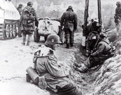 55 - La Poche de Demiansk , du 8 février 1942 au 21 avril 1942. Le cauchemard de la STAVKA.