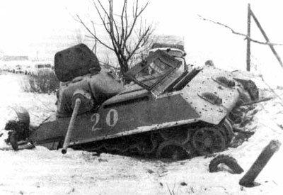 77 - Piège mortel sur le Donetz .