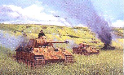 84 - Les géants de Prokhorovka - Koursk le chant du Cygne  ( 4eme partie fin ).