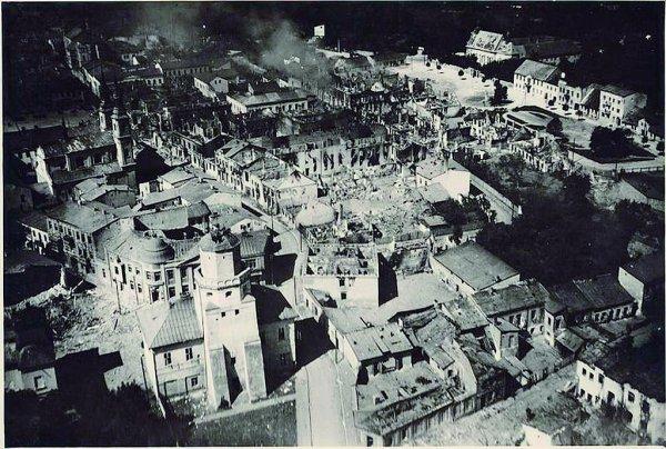 106 - La grande débâcle 2 La prise de Belgrade , l'aide soviétique à l'A.P.Y.L , Armée Populaire Yougoslave de Libération