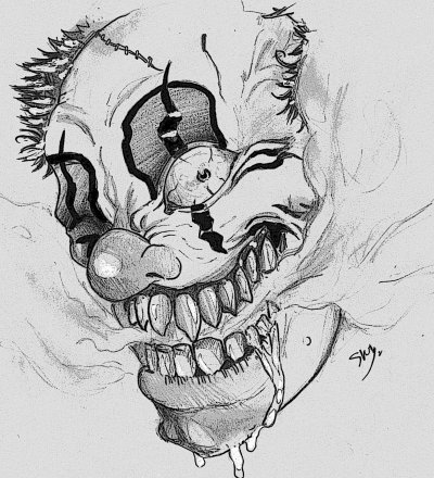 Clown Blog De Fallen From The Skay