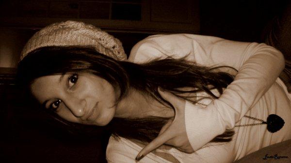Tu sais j'ai le coeur qui se perd, je crois qu'il te pense un peu trop.