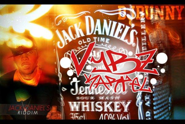 Dj Bunny Ft. Vybz Kartel - Jack Daniel's Riddim EXCLU 2012 (2012)