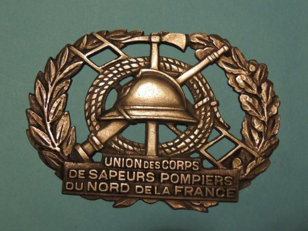 plaque pompier