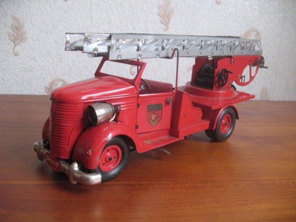 camion vébé 1950