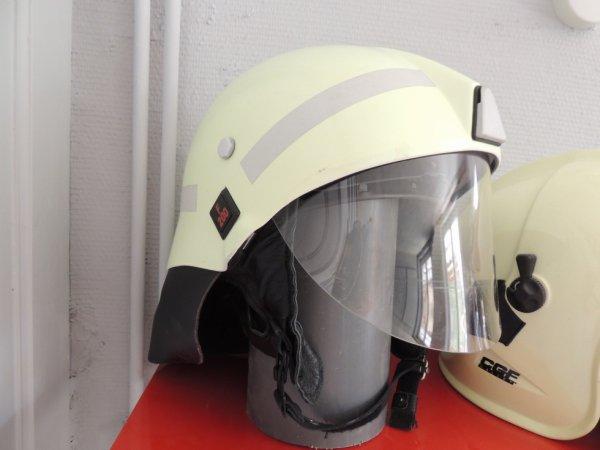 casque pompier suisse