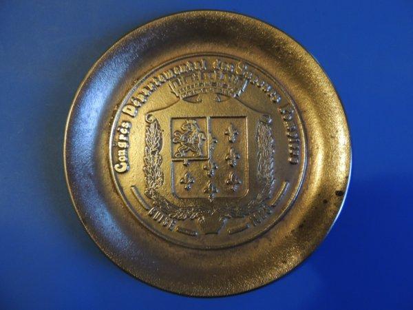 medaille de congés guise