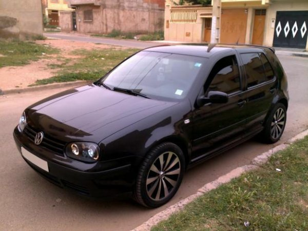 Volkswagen golf iv the cars for Interieur golf 4