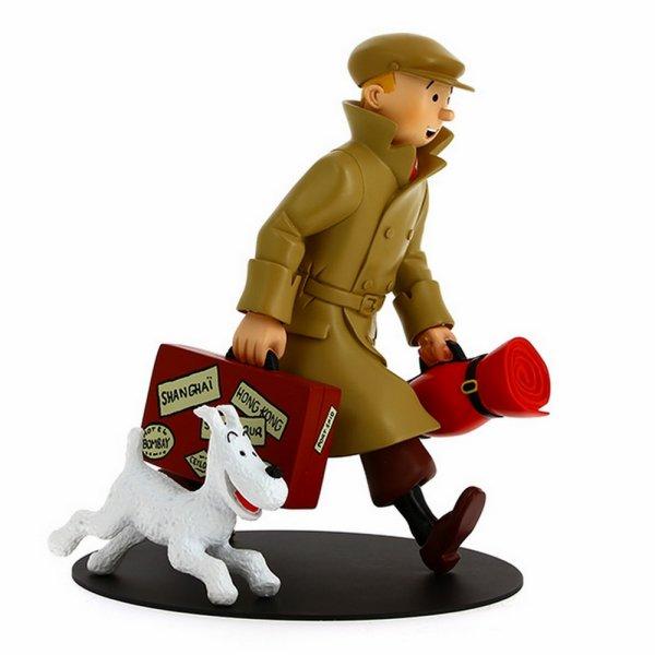 passage au musée Tintin à Louvain la neuve (Bruxelles)