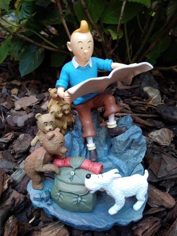 Tintin au Tibet..