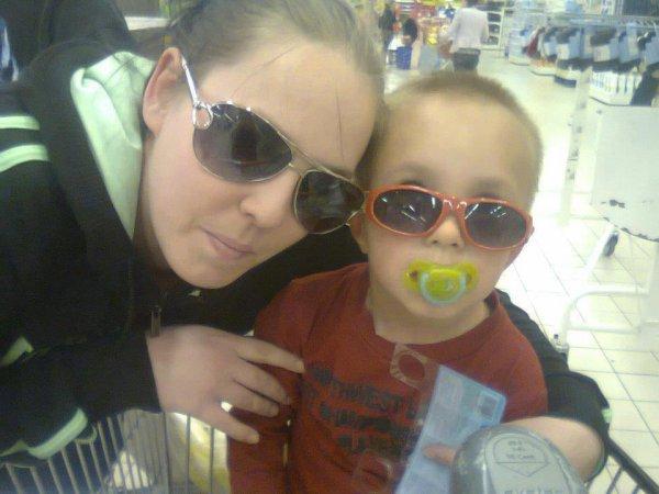 moi et mon neveu noah