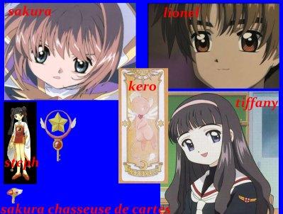 moimamariri____________________<3sakura chasseuses de cartes<3