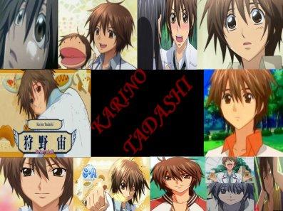 moimamariri____________________<3Karino Tadashi <3