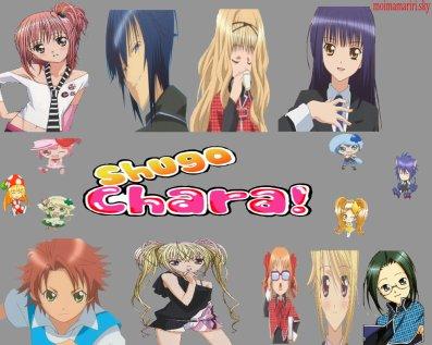 moimamariri____________________<3shugo chara! <3
