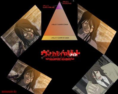 moimamariri____________________<3vampire knight: vampire catégories<3