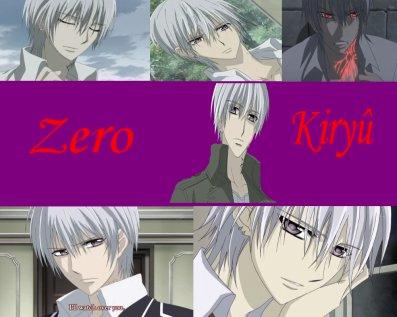 moimamariri____________________<3Vampire Knight : Zero Kiryù<3