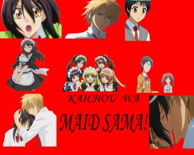 moimamariri____________________<3Kaichou wa Maid Sama !<3